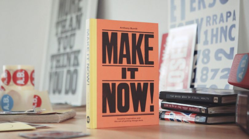 Make It Now! book