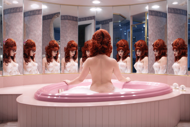 Juno Calypso, Honeymoon Suite, 2015. Image courtesy of the artist and TJ Boulting Gallery