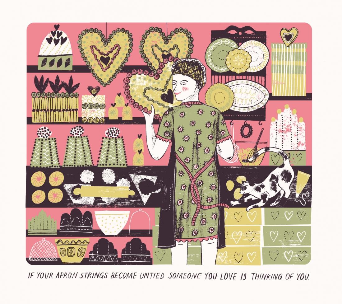 Of House And Home Illustrator Alice Pattullo S New Solo