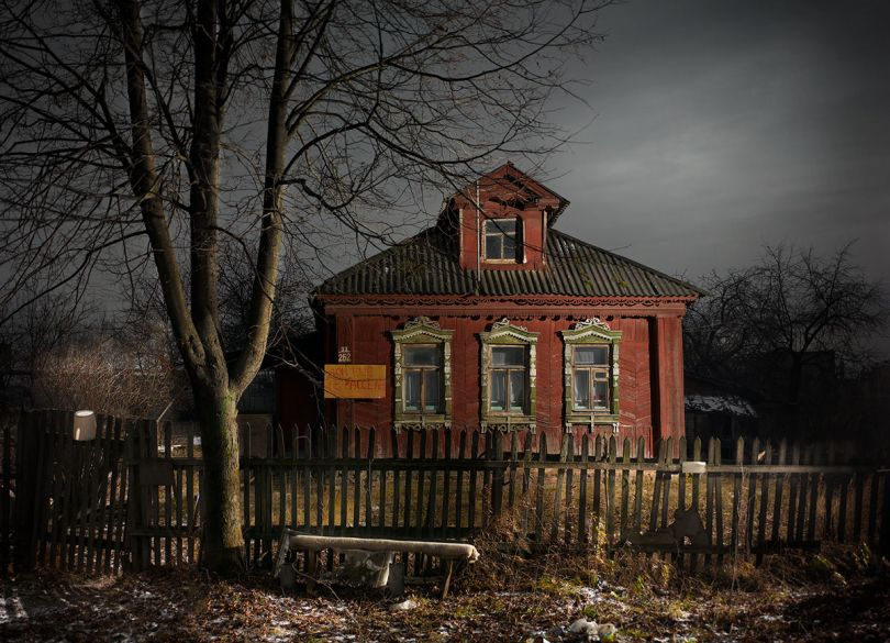 Wooden House, 2016 © Frank Herfort