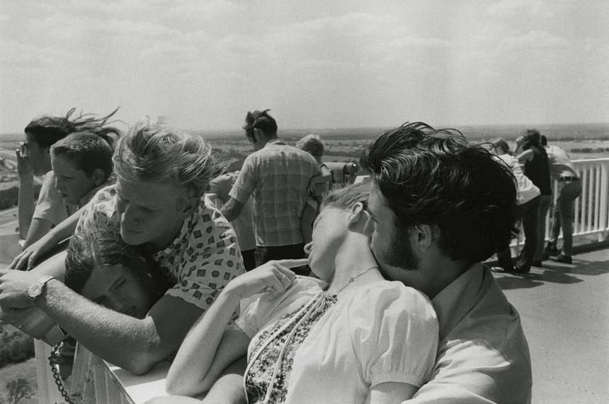 Texas, 1968   © Joel Meyerowitz