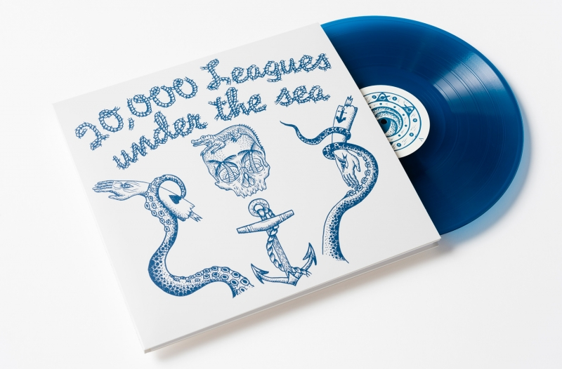 Record Sleeve By John Morgan Studio Liam Sparkes Inspired By