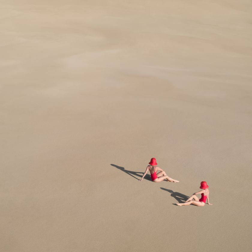 From the series, Detached, in Harmony © Brad Walls