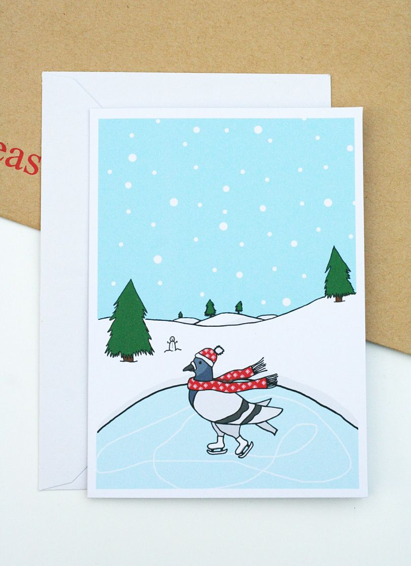 Priced at £1.50   Buy the card