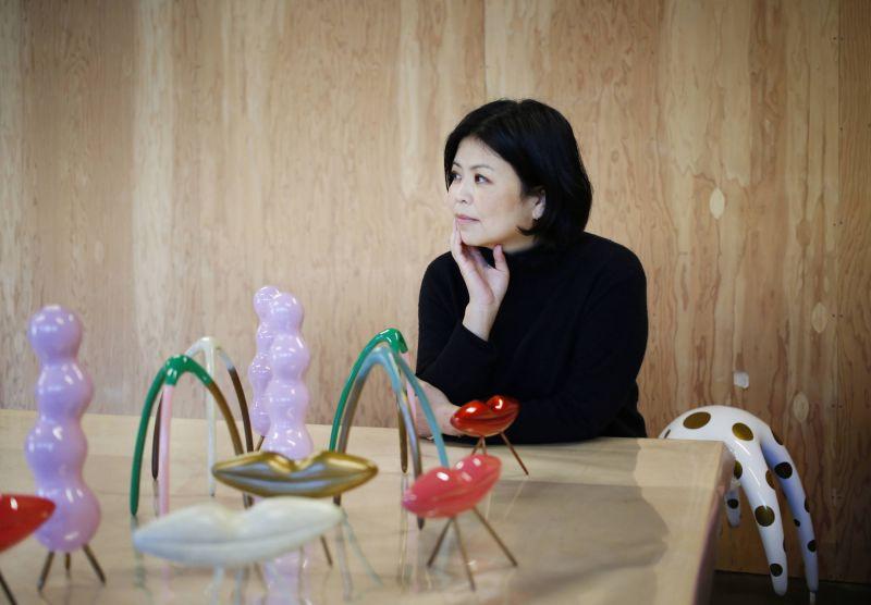 Artist Masako Miki draws on ancient Japanese mythology to explore non-binary identities