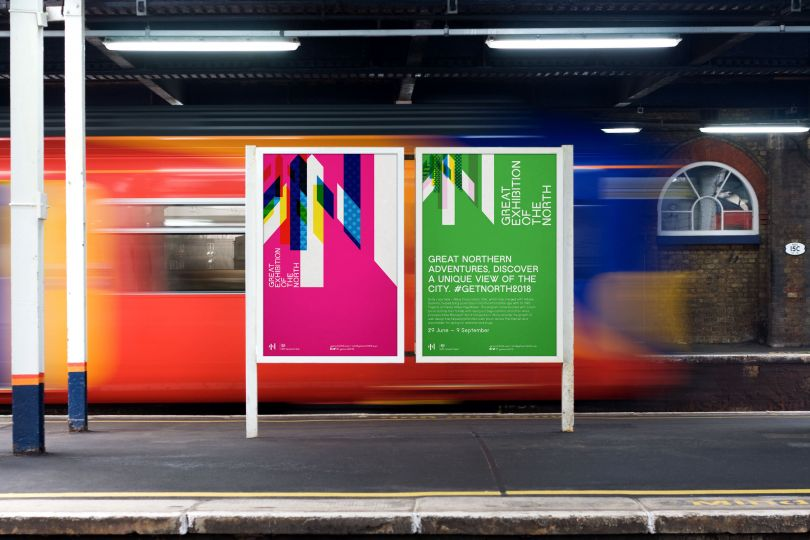 Great Exhibition of The North identity