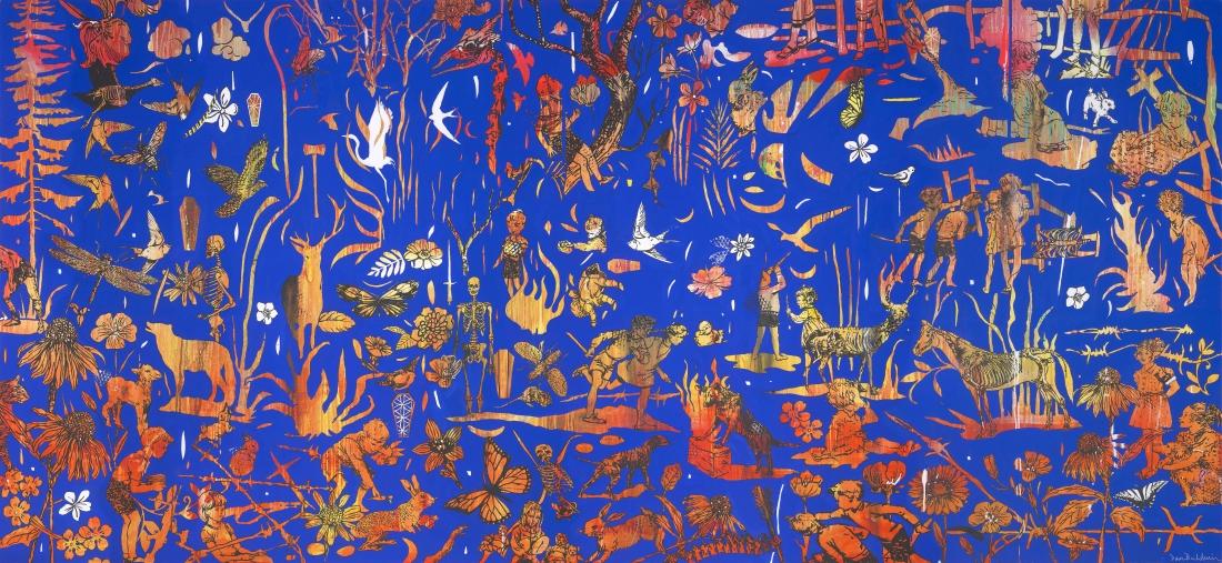 Psychological Landscape I Dan Baldwin | Maddox Gallery