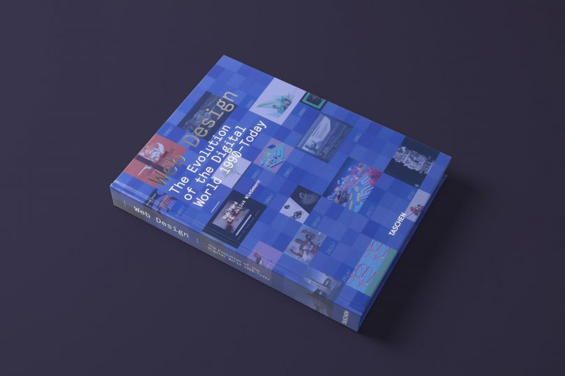 Web Design: The Evolution of the Digital World 1990-Today by Rob Ford. Image courtesy of Rob Ford.