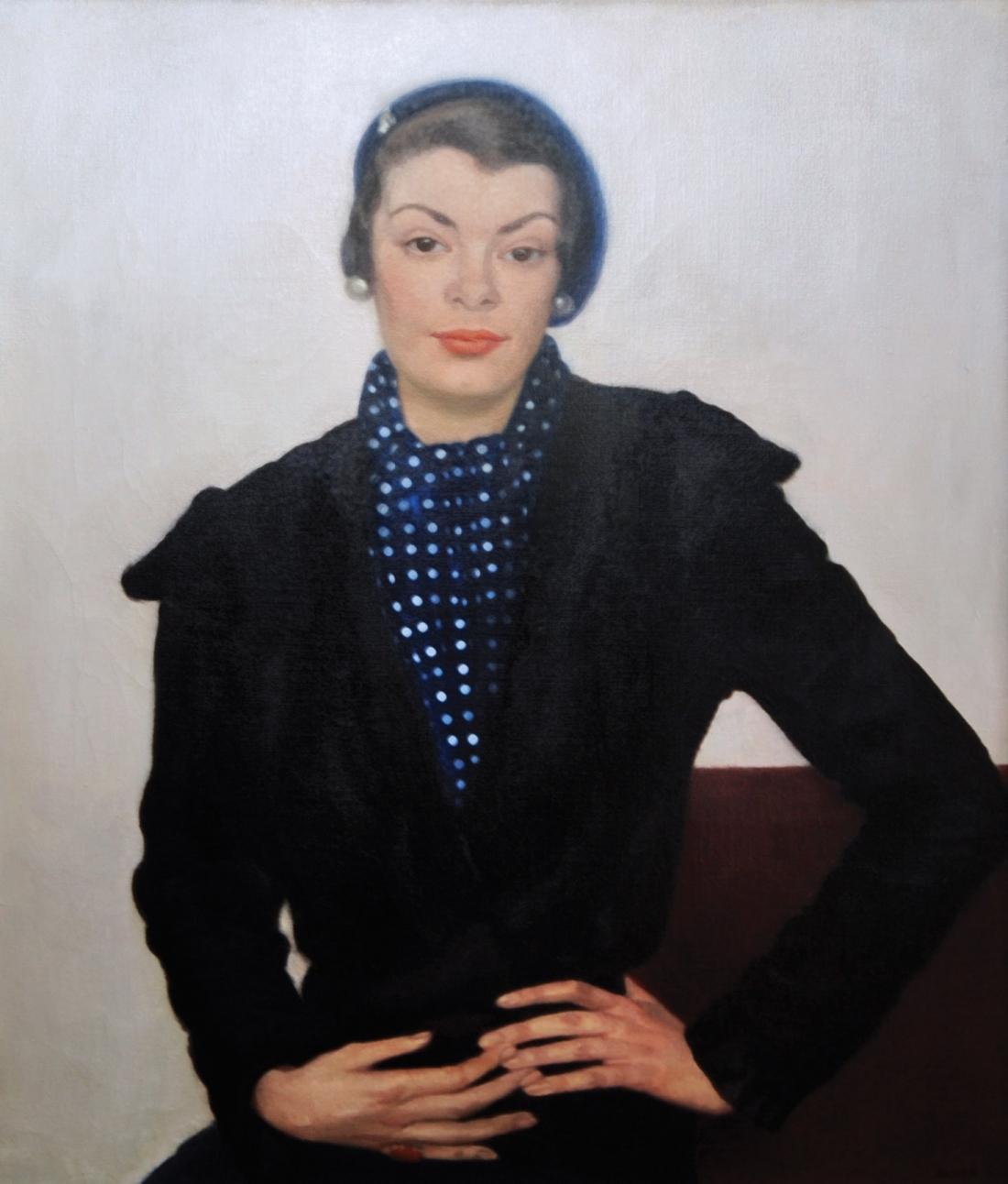 Gluck, Portrait of Miss Watts