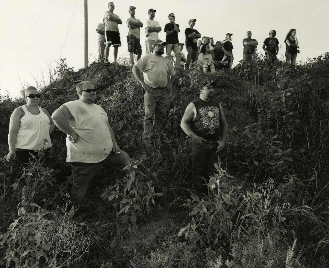 Fans in the Weeds, July 2015 | Images copyright Tom Arndt, courtesy Howard Greenberg Gallery