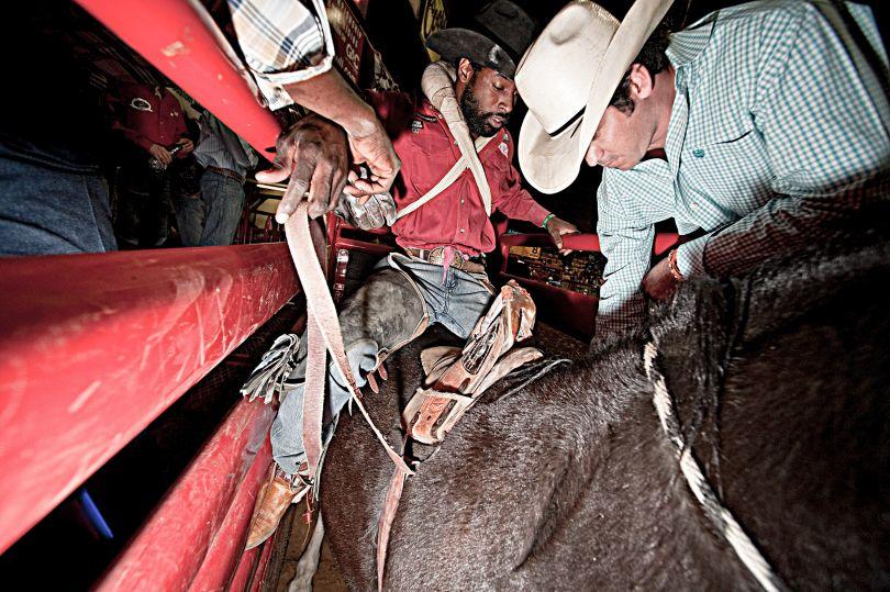 Jason Griffin – The Forgotten Cowboys © John Ferguson