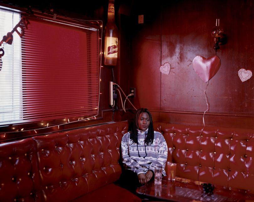 Kym, Polish Palace, Minneapolis, MN, 2000 © Alec Soth / Magnum Photos courtesy Sean Kelly Gallery, New York and Beetles + Huxley Gallery, London