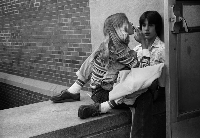 Anthony & Terry, 1977 © Joseph Szabo. Courtesy of Michael Hoppen Gallery