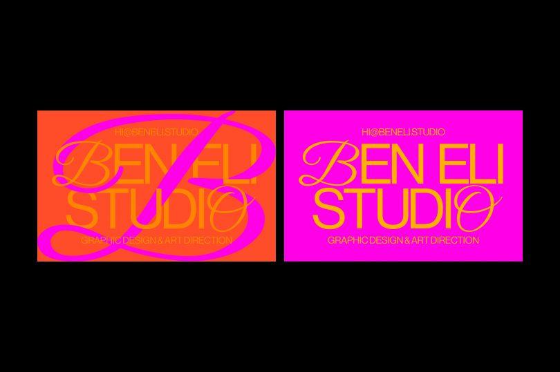 Ben Eli, Ben Eli Studio, 2021