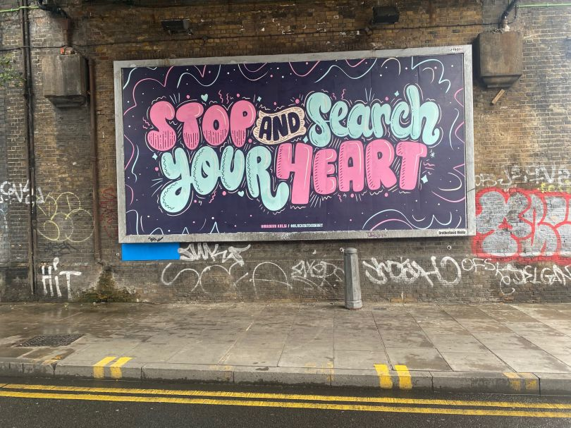 Stop and Search by Harkiran Kalsi