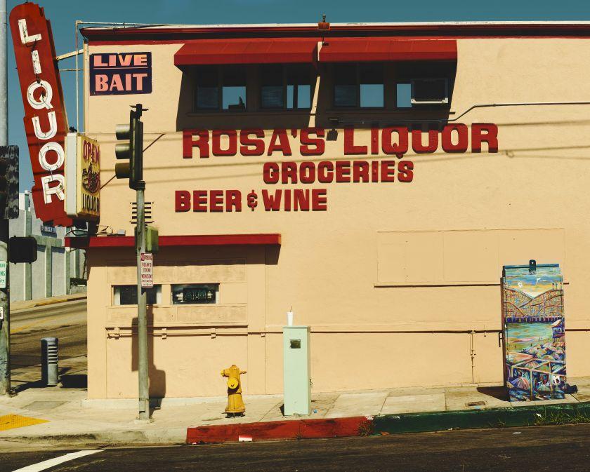 Rosa's Liquor, Los Angeles, 2017 © Ben Hassett