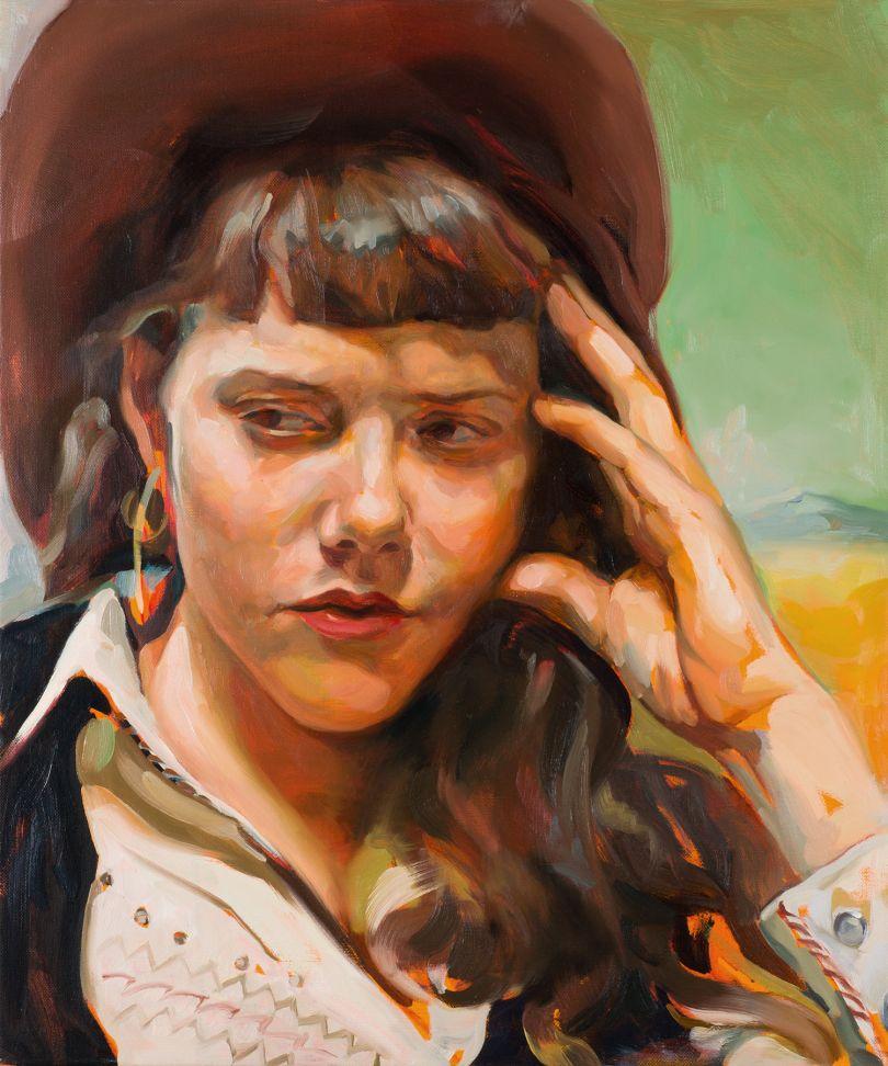 Felice House, Julia Dean, Portrait