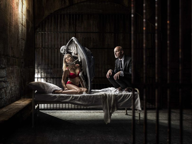 Prison © Philipp Humm
