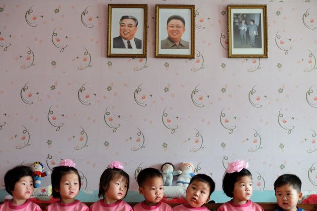 © Fabian Muir – The Hands that Rock the Cradle, North Korea