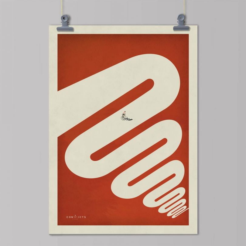 Top 10 Tour De France Inspired Prints For Cycle Mad Creatives Creative Boom