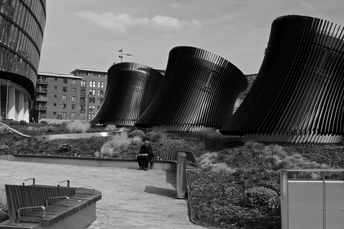 Black And White Photography Series Celebrates Manchester S