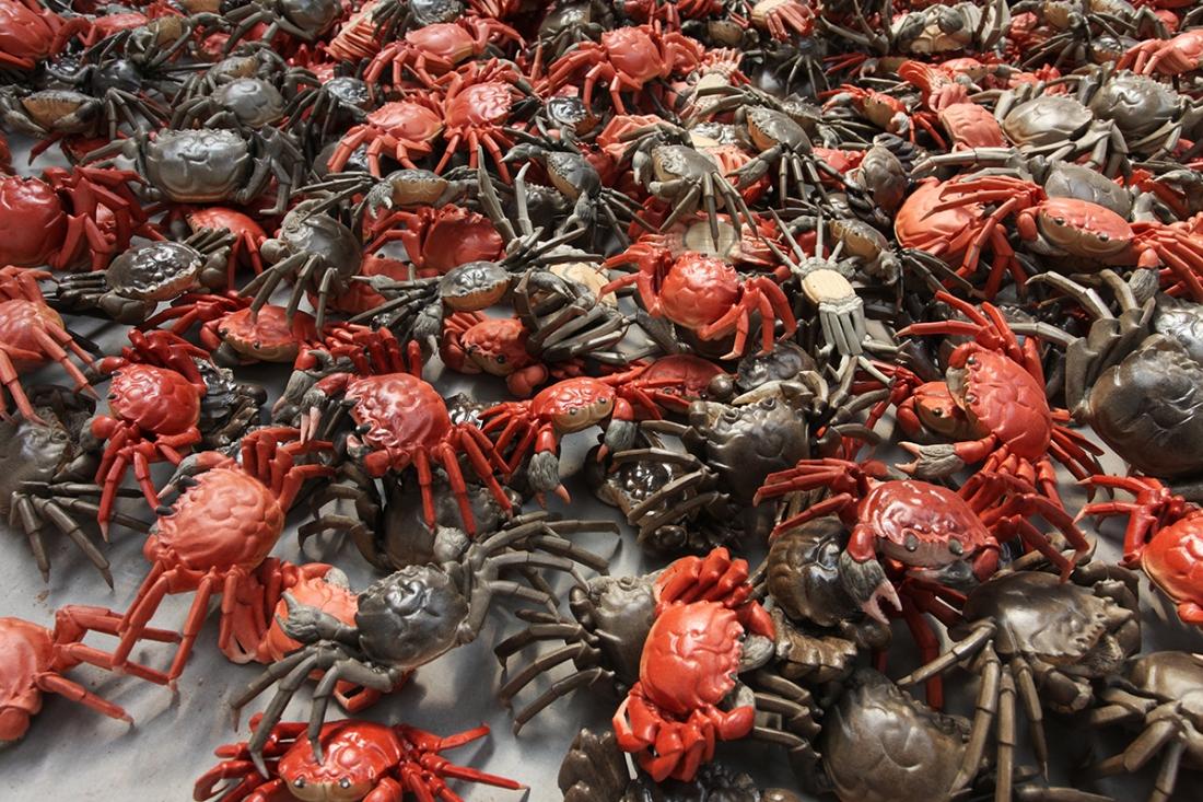 Ai Weiwei He Xie, 2012 Detail Porcelain, Ai Weiwei Studio