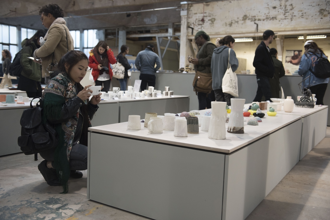 The British Ceramics Biennial 2017 | Photography: Georgia Hallett