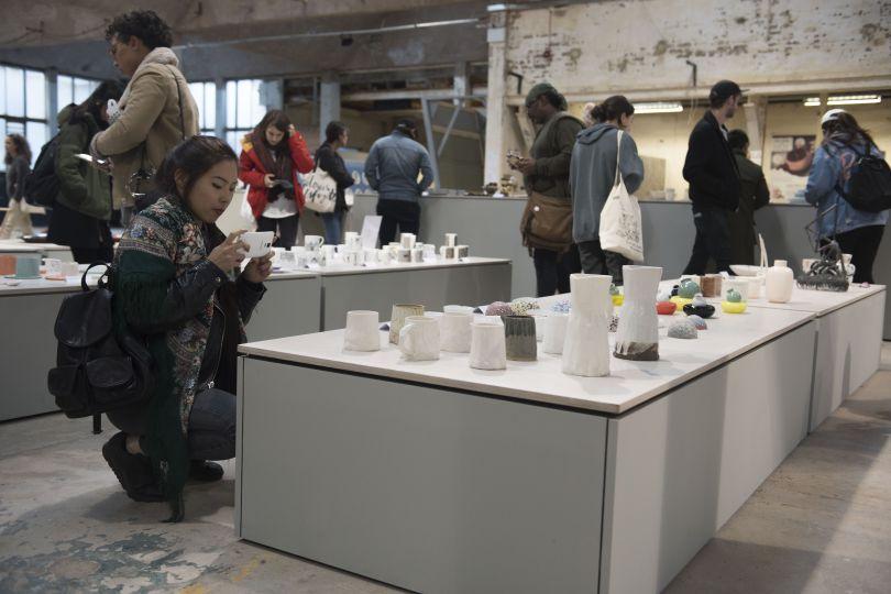 The British Ceramics Biennial 2017 | Photography: Georgia Hallett