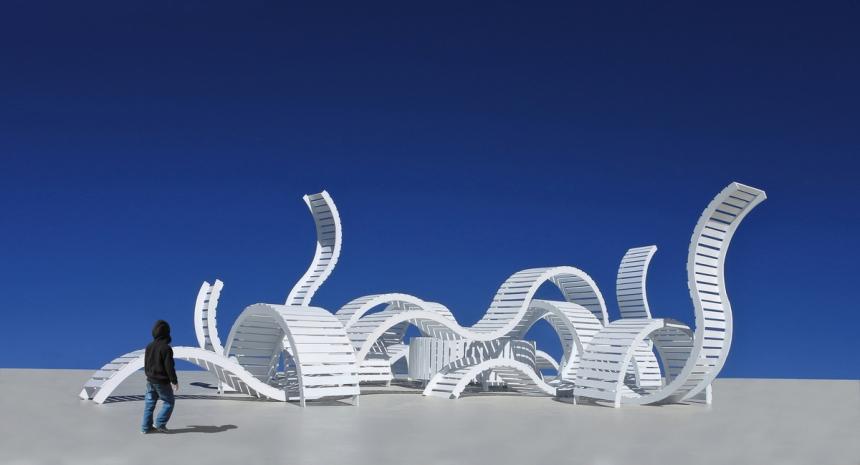 Serpentine - © Michael Jantzen