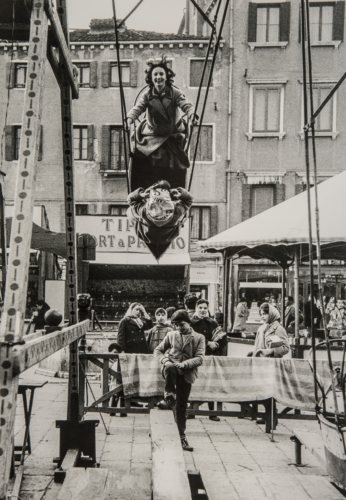 Venice 1958 - Gianni Berengo Gardin