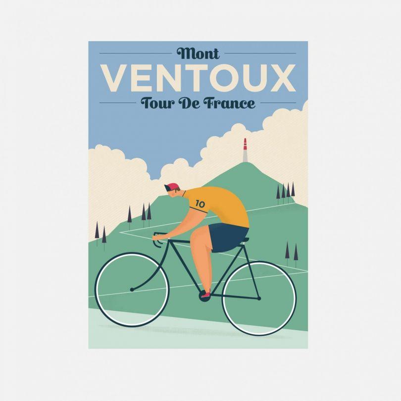 Tour de France by Paul Johnson