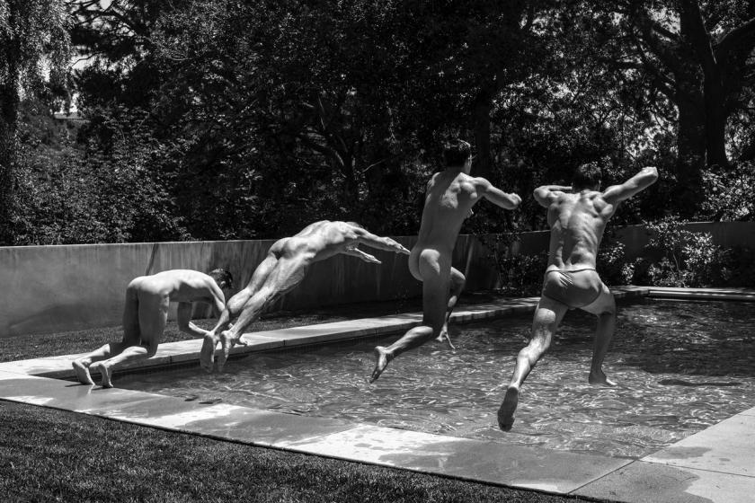 Jump. © Mariano Vivanco