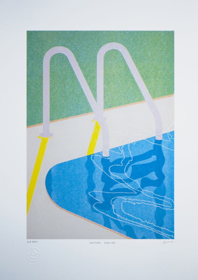 Thomas Hedger, Another Poolside