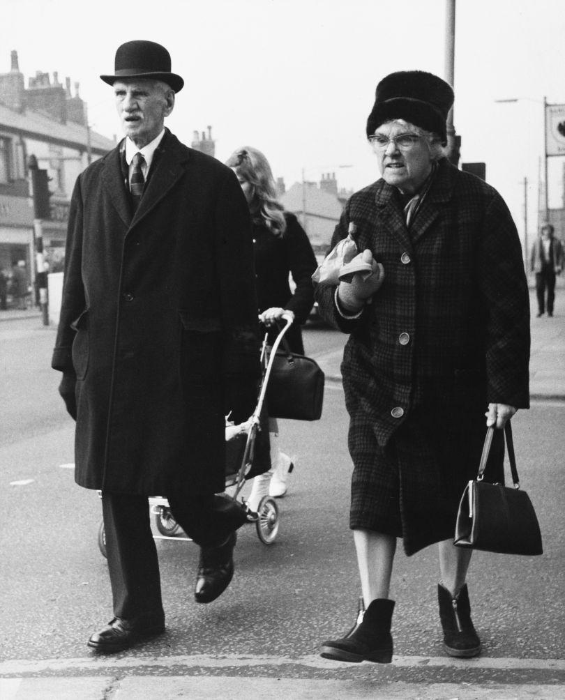 Shirley Baker, Stockport Road, Stockport, 1967
