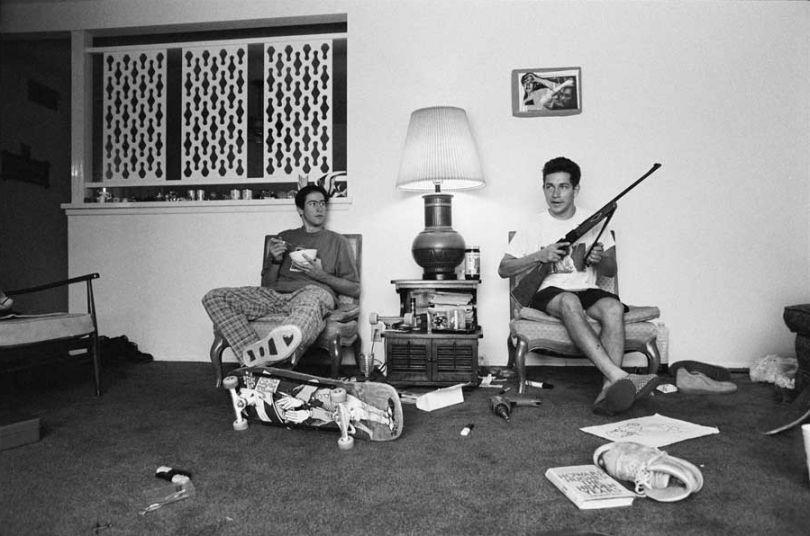 Spike Jonze, Video Days, Jason Lee and Mark Gonzales, 1989