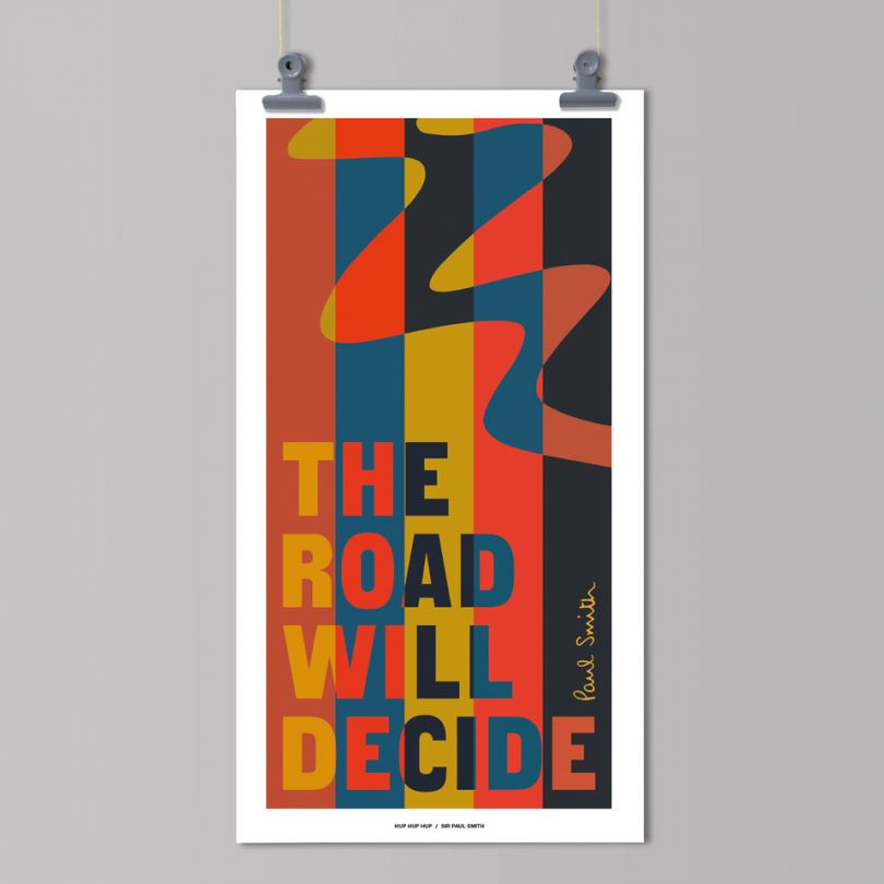 The Road Will Decide by Sir Paul Smith