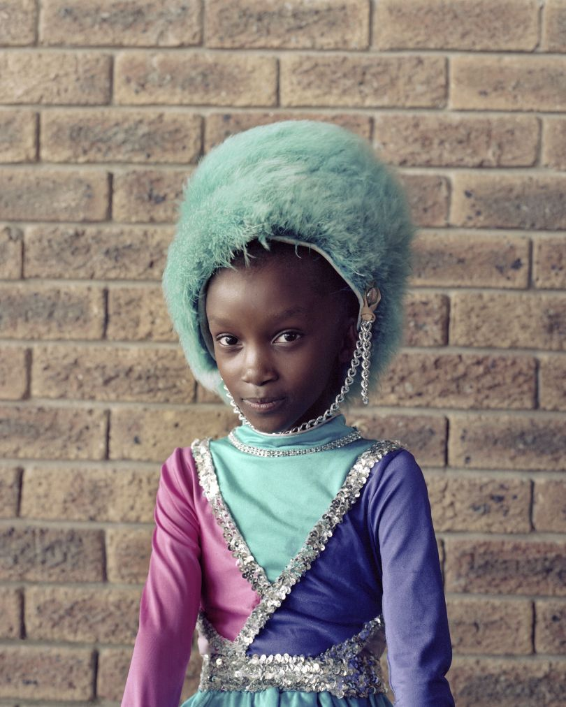 Keisha Ncube, Cape Town, South Africa, 2017 from the series Drummies by Alice Mann © Alice Mann