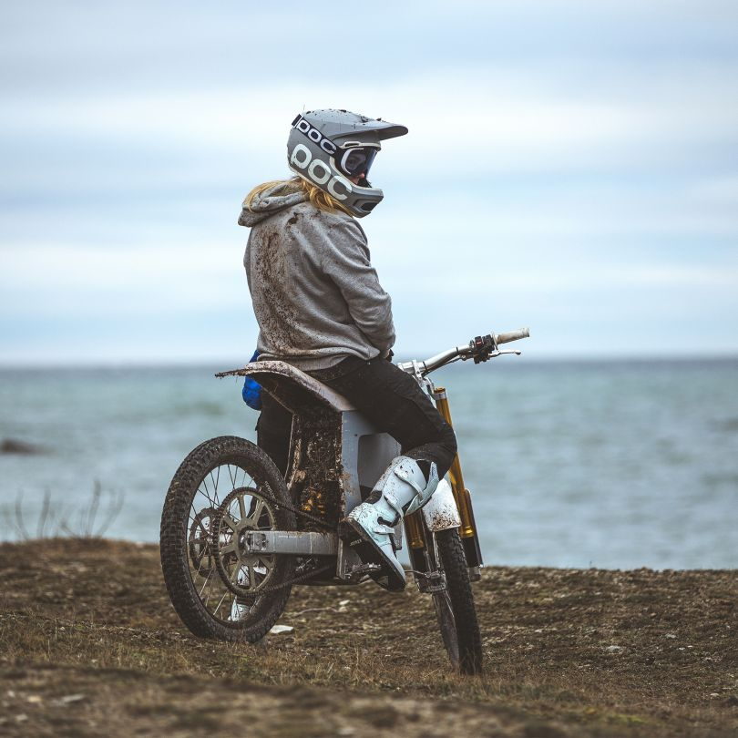 Cake Kalk Lightweight Electric Off-Road Motorbikes by Cake Design Team. Winner in the Vehicle, Mobility and Transportation Design Category, 2018-2019.