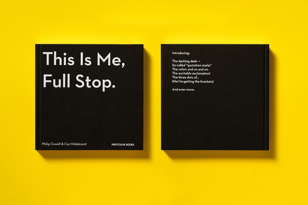 Here Design explores the personalities of punctuation marks