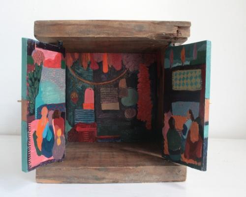 Lottie Stoddart - Shrine