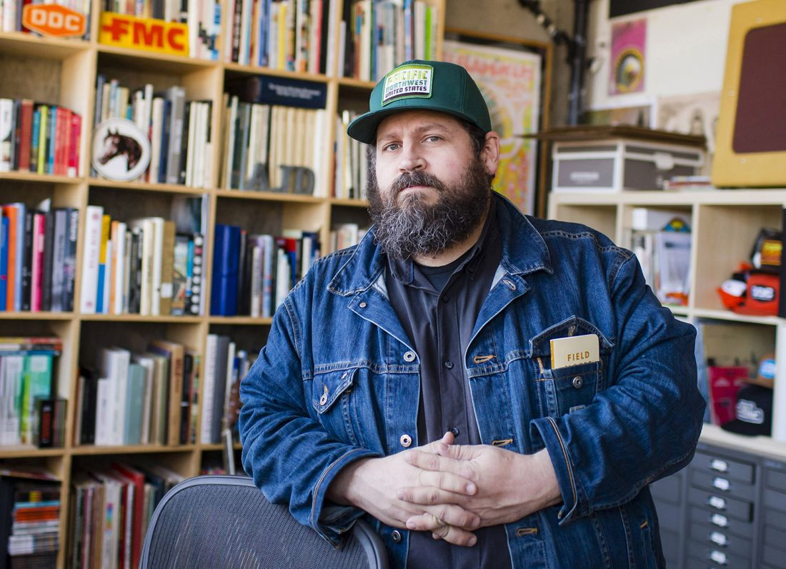 aaron draplin on hard work keeping things small and fun. Black Bedroom Furniture Sets. Home Design Ideas