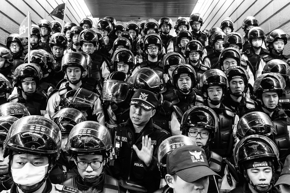 © Joseph Chung, Shortlisted, Black+White Photographer of the Year 2018