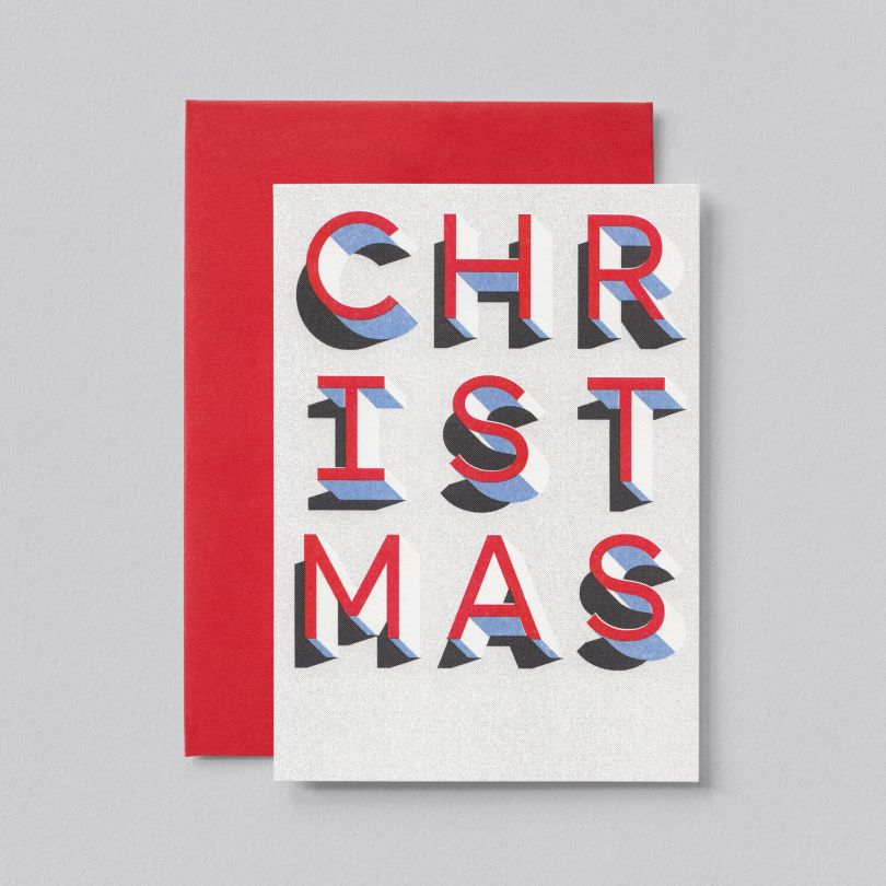 Christmas card by Jot