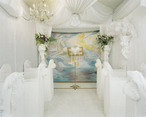 The Angel Chapel © Jane Hilton