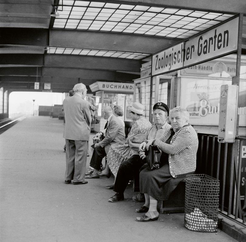 Bahnhof Zoo, 1967 © Nelly Rau-Häring