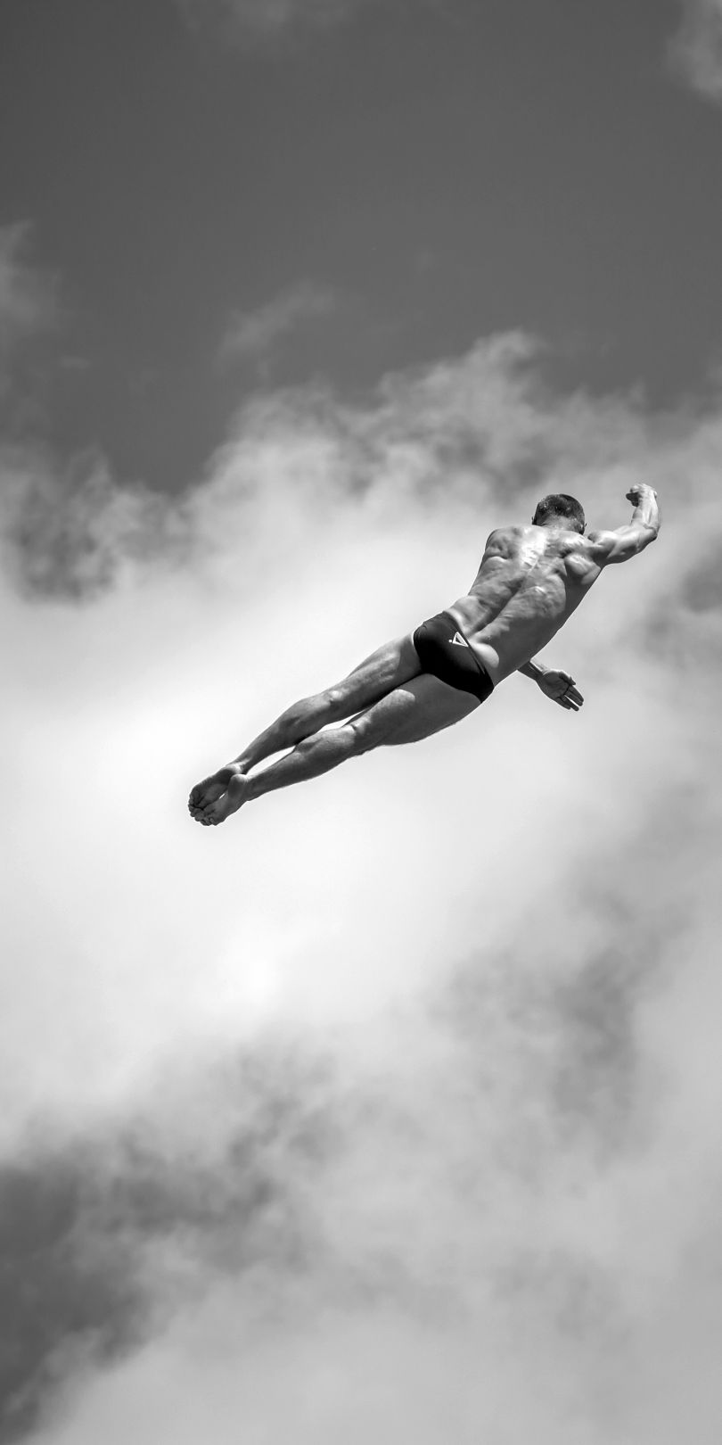 Igor Semashko - Dancing in the Air. Copyright: © Norbert Hartyanyi, Hungary, Shortlist, Professional, Sport (Professional competition), 2018 Sony World Photography Awards