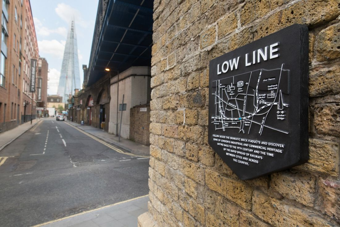 A new way of experiencing London through sound