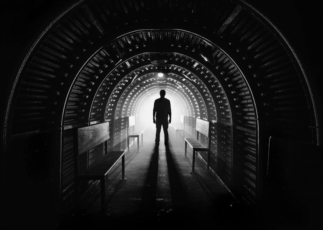 2017 Shortlist - Daniel Sands - WW2 Air Raid Shelter