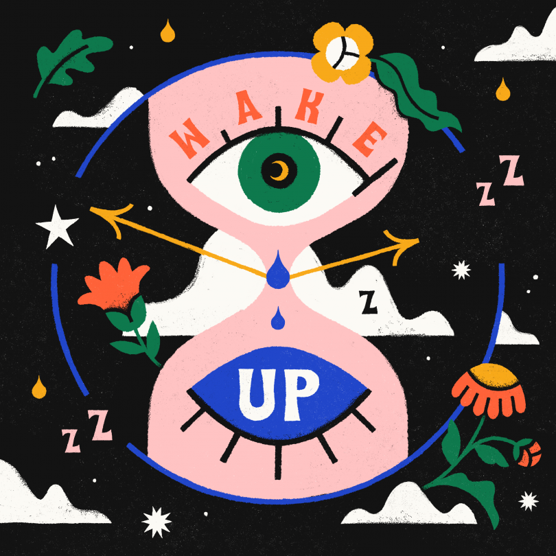 Wake Up by Laura Bee