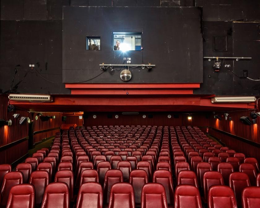 Amanda Ireland, Prince Charles Cinema, London - Copyright © Richard Nicholson, 2016